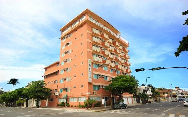 Hotel Posada del Carmen en Veracruz Puerto