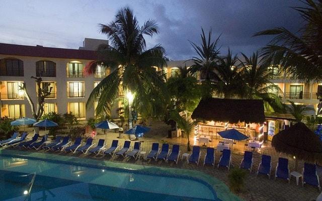Hotel Posada del Mar en Isla Mujeres