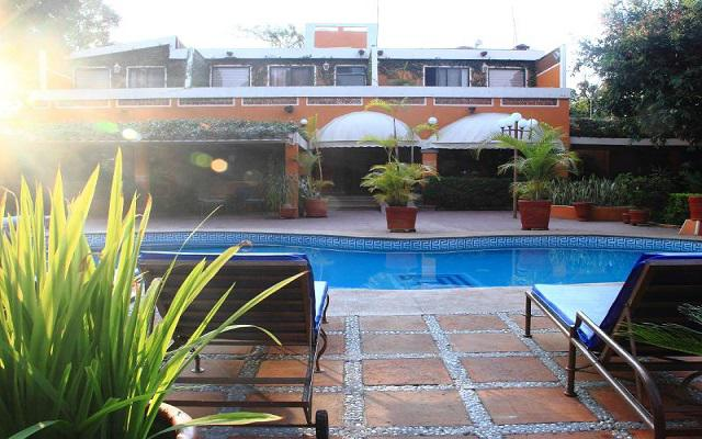 Posada Ejecutiva Casa Grande en Cuernavaca Ciudad