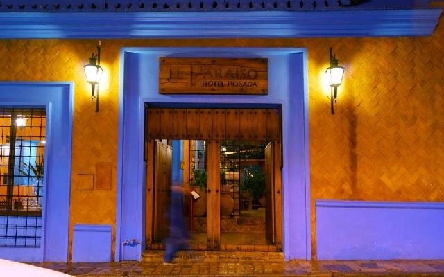 Hotel Posada El Paraíso en San Cristóbal