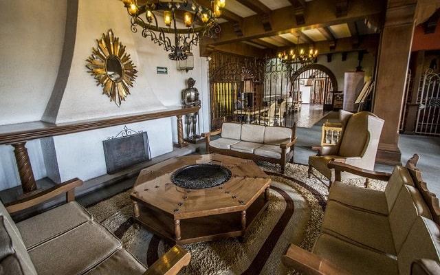 Hotel Posada la Ermita, ambiente agradable