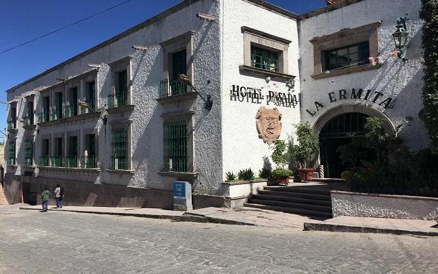 Hotel Posada La Ermita en San Miguel de Allende