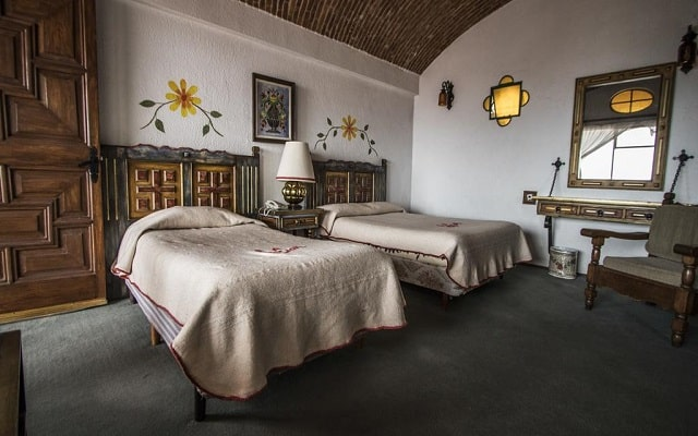 Hotel Posada la Ermita, habitaciones bien equipadas