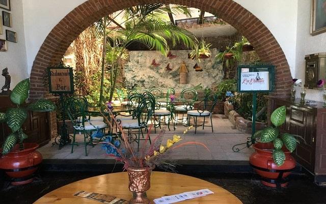 Hotel Posada la Ermita, lobby