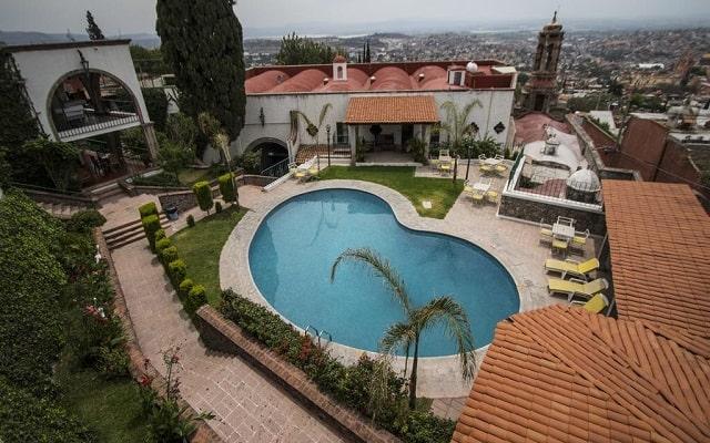 Hotel Posada la Ermita, vista hermosa de la propiedad