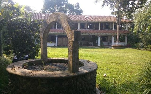 Hotel Posada La Querencia, agradables espacios con bellos jardines
