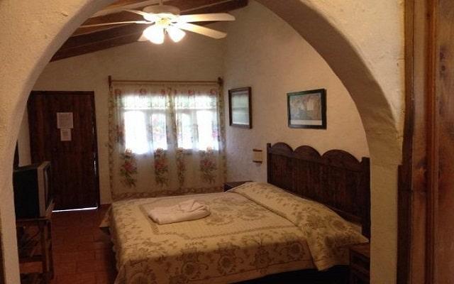 Hotel Posada La Querencia, amplias y luminosas habitaciones