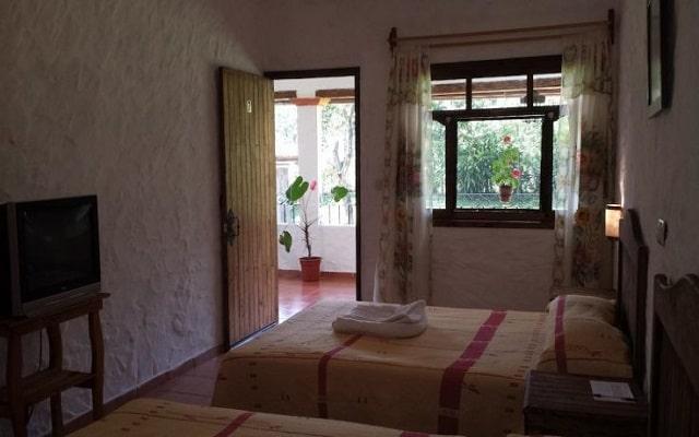 Hotel Posada La Querencia, habitaciones bien equipadas