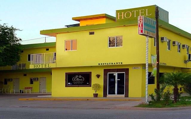 Hotel Posada Los Olivos en Los Mochis