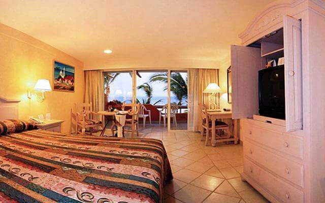 Hotel Posada Real Los Cabos, amplias y acogedoras habitaciones