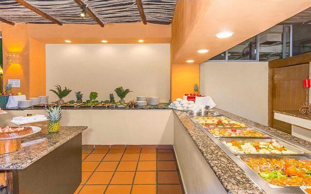 Hotel Posada Real Los Cabos, buena propuesta gastronómica