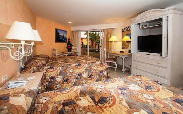 Hotel Posada Real Los Cabos, habitaciones bien equipadas