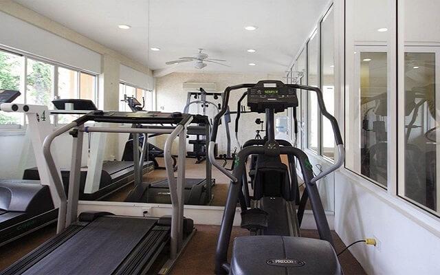 Hotel Posada Real Los Cabos, gimnasio bien equipado