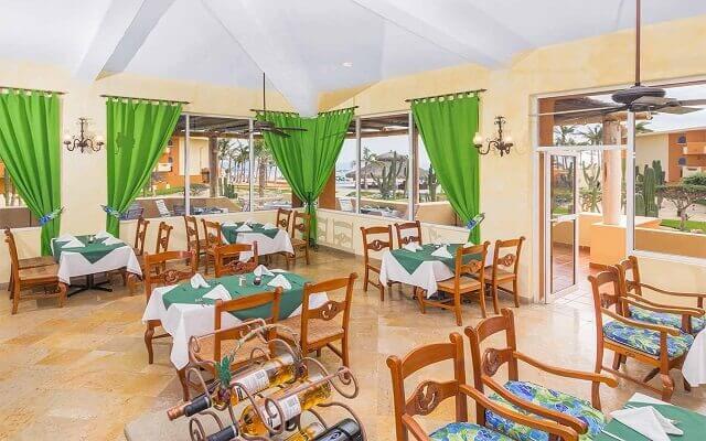 Hotel Posada Real Los Cabos, Restaurante El Cactus