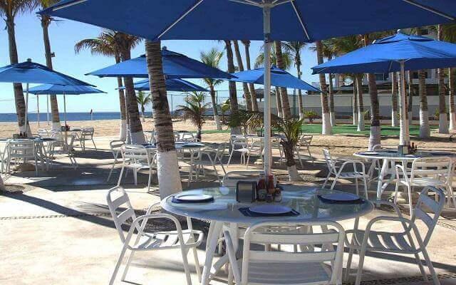 Hotel Posada Real Los Cabos, Snack Bar Wahoo