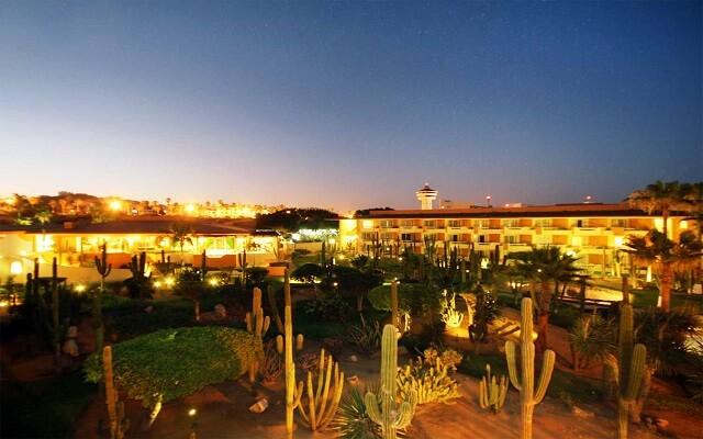 Hotel Posada Real Los Cabos, hermosa vista nocturna