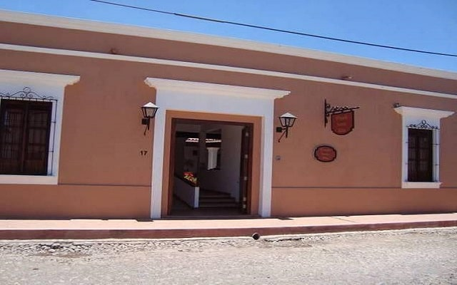 Hotel Posada Santa Rita en Mascota