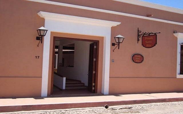 Hotel Posada Santa Rita, buen servicio