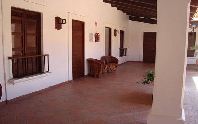 Hotel Posada Santa Rita, cómodas instalaciones