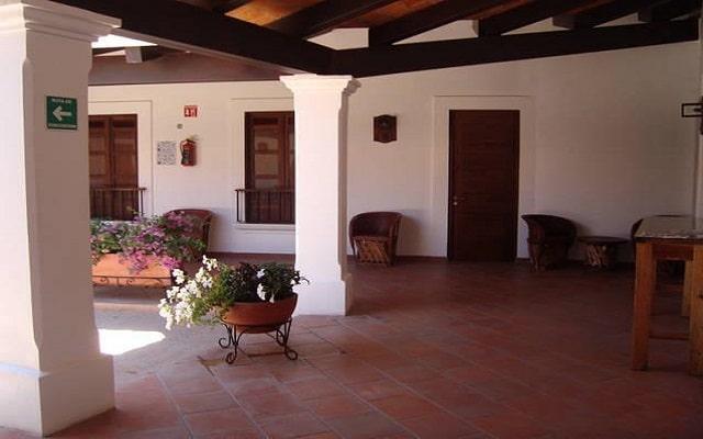Hotel Posada Santa Rita, ambientes únicos