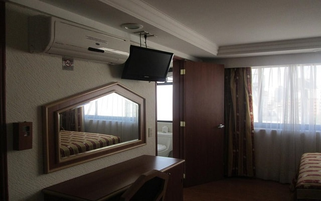 Hotel Premier, habitaciones equipadas con todas sus amenidades
