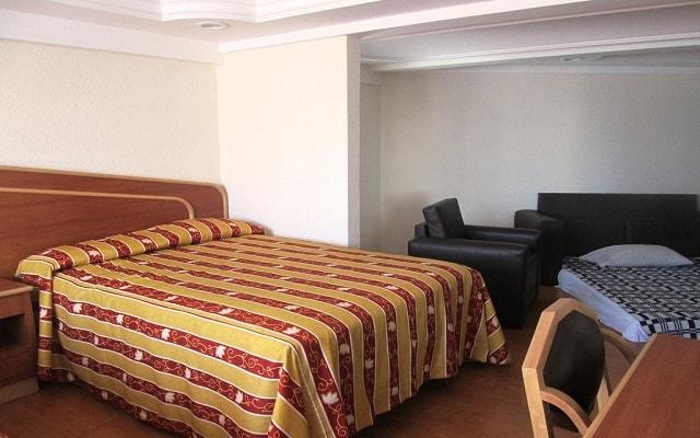 Hotel Premier, amplias y luminosas habitaciones