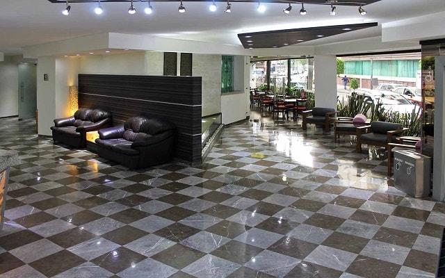 Hotel Premier, lobby