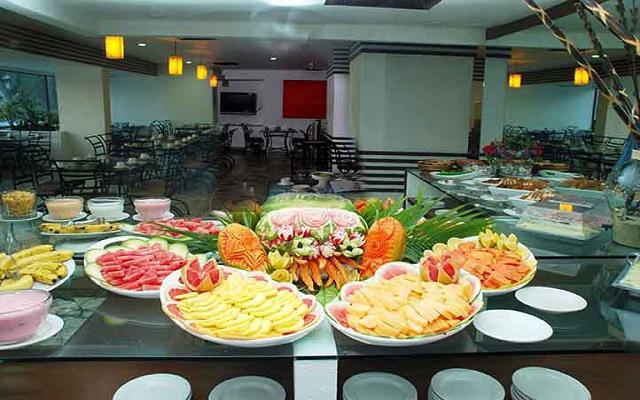 Hotel El Presidente Acapulco, ricas y variadas opciones para tu comida