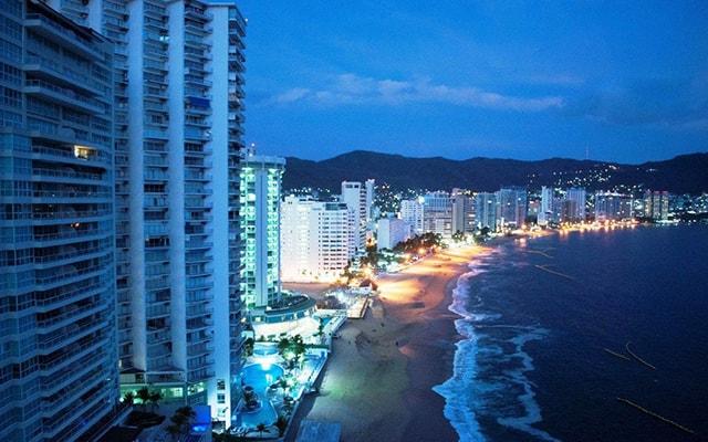 Hotel El Presidente Acapulco, vistas increíbles