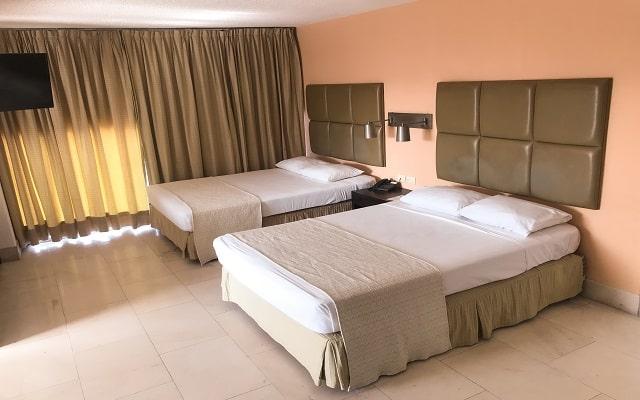 Hotel El Presidente Acapulco, agradable ambiente