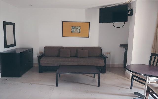 Hotel El Presidente Acapulco, habitaciones bien equipadas