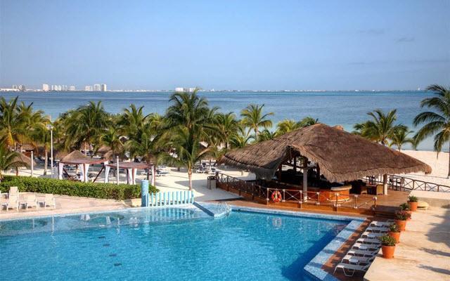 Hotel Presidente Intercontinental Cancún Resort, linda vista aérea