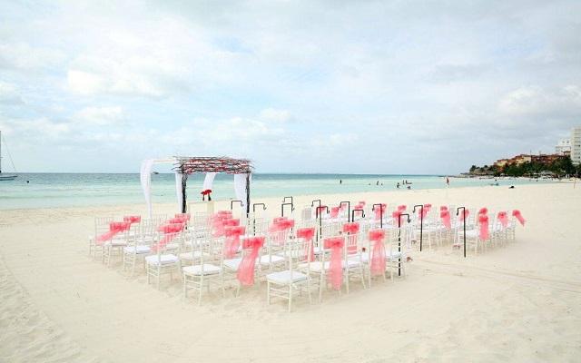 Hotel Presidente Intercontinental Cancún Resort, facilidades nupciales
