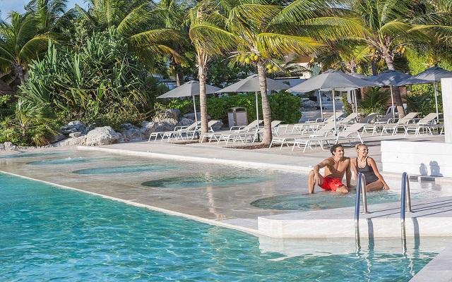 Hotel Presidente Intercontinental Cancún Resort, asoléate en espacios de gran confort