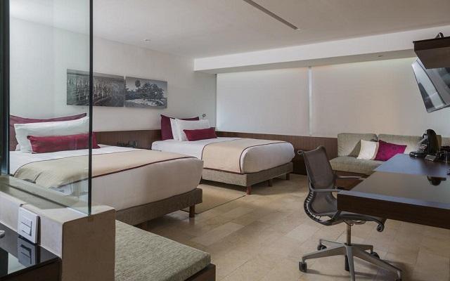 Hotel Presidente Intercontinental Cancún Resort, amplias y confortables habitaciones