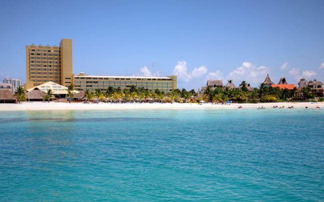 Hotel Presidente Intercontinental Cancún Resort, vistas increíbles