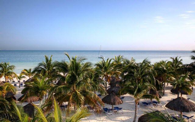 Hotel Presidente Intercontinental Cancún Resort, disfruta de la mejor playa de Cancún