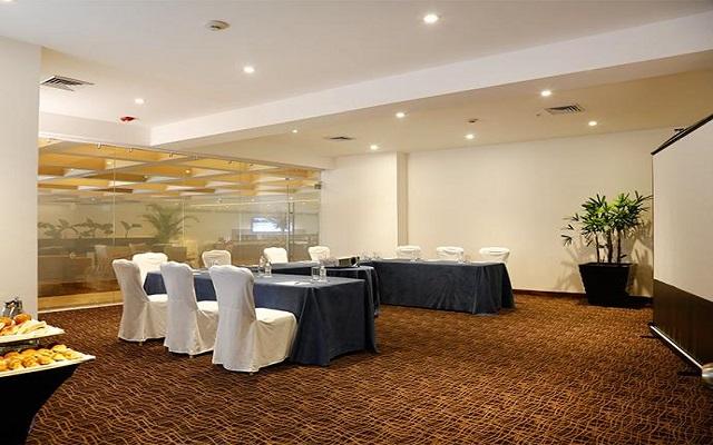 Hotel Presidente Intercontinental Cancún Resort, salones acondicionados como lo requieras