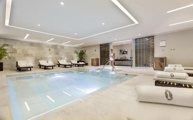 Hotel Presidente Intercontinental Cancún Resort, visita el spa