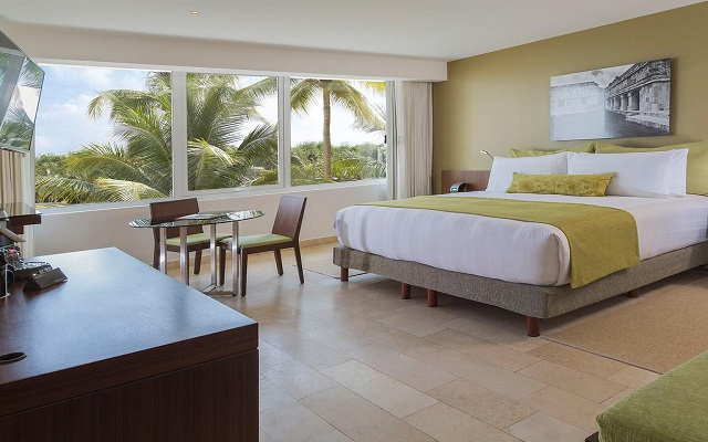 Hotel Presidente Intercontinental Cancún Resort, habitaciones con todas las amenidades