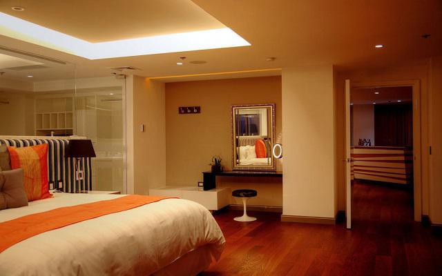 Hotel Presidente Intercontinental Guadalajara, amplias y luminosas habitaciones