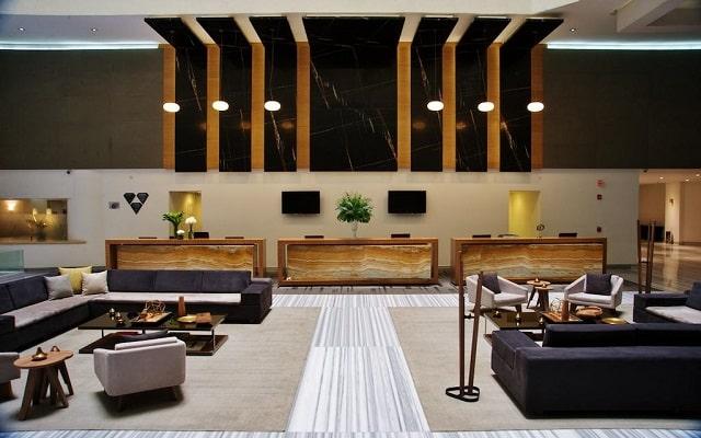 Hotel Presidente Intercontinental Guadalajara, atención personalizada desde el inicio de tu estancia