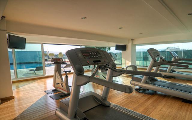 Hotel Presidente Intercontinental Guadalajara, gimnasio para uso exclusivo