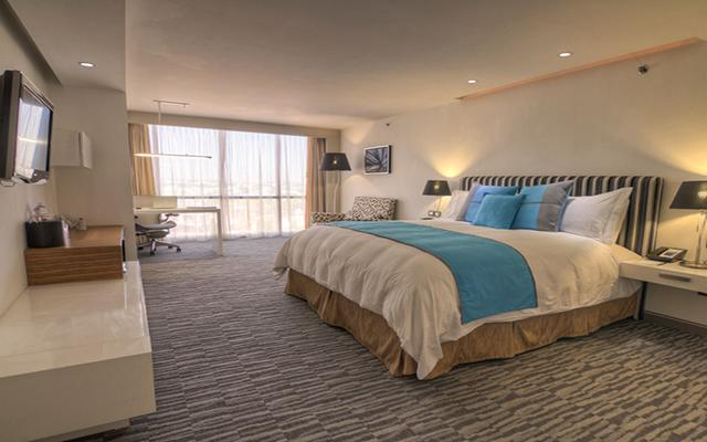 Hotel Presidente Intercontinental Guadalajara, habitaciones cómodas y acogedoras