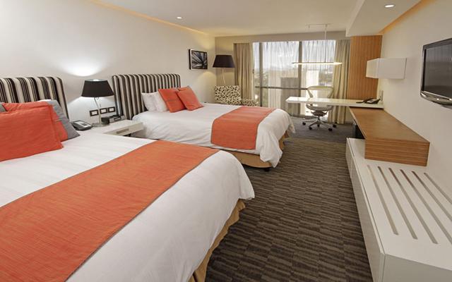 Hotel Presidente Intercontinental Guadalajara, ofrece confort en todas sus habitaciones