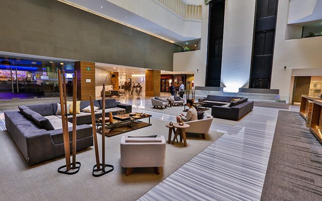 Hotel Presidente Intercontinental Guadalajara, Lobby