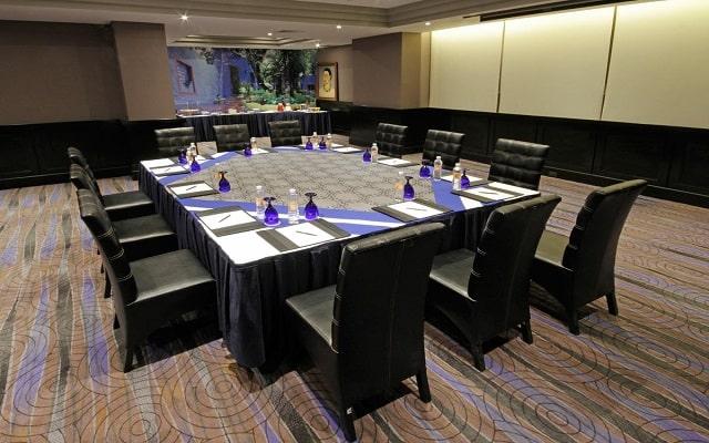 Hotel Presidente Intercontinental Guadalajara, servicios empresariales