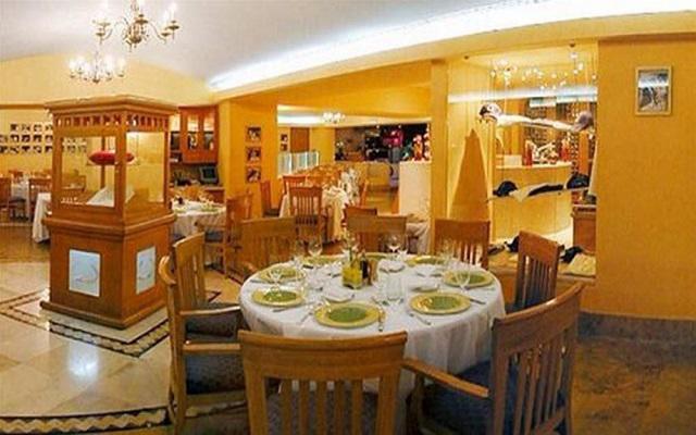 Hotel Presidente Intercontinental Guadalajara, Restaurante Alfredo Di Roma