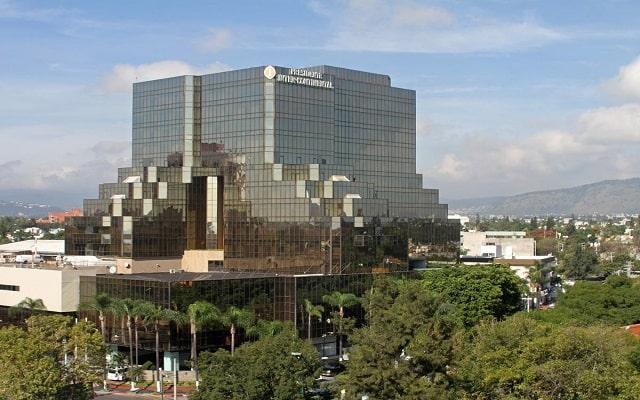 Hotel Presidente Intercontinental Guadalajara, buena ubicación