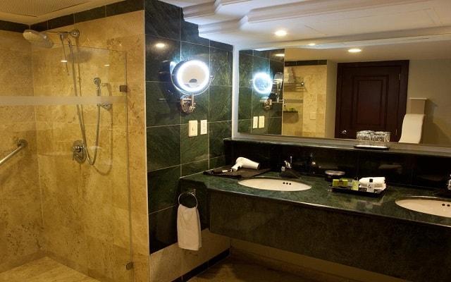 Hotel Presidente InterContinental Villa Mercedes, amenidades de calidad